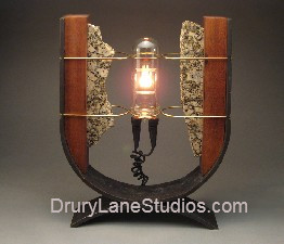 Unique Handcrafted Lamp