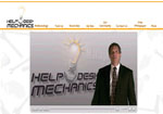 Helpdesk Mechanics' Website